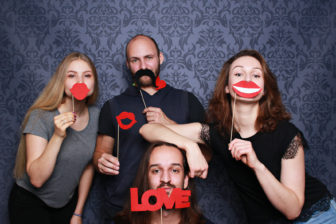 The Smilecube - photo booth